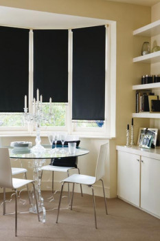 Roller Blinds Noir
