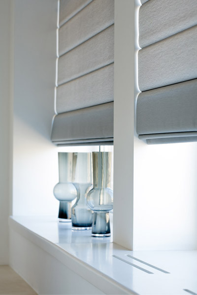 Waterafstotende raamdecoratie - geschikt voor badkamer of keuken